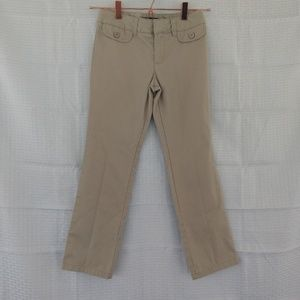 French Toast Khaki School Uniform Pants